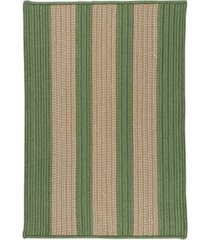 colonial mills boat house olive 2' x 4' accent rug bedding