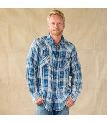 americana plaid shirt