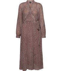 calie dress maxiklänning festklänning multi/mönstrad gina tricot
