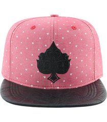 bone aba reta young money snapback espada poker series