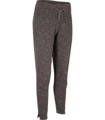 pantaloni in felpa livello 1 (grigio) - bpc bonprix collection
