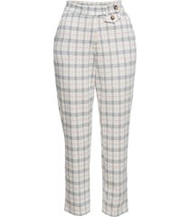 pantaloni in jersey jacquard (beige) - bodyflirt