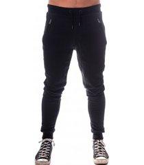 cars jeans jog pant dave black
