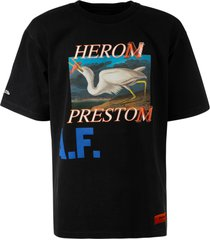 heron preston os printed t-shirt