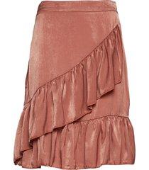 skirt kort kjol rosa sofie schnoor