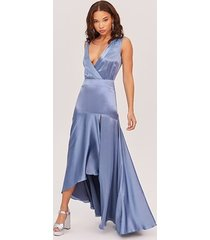 blue grey the lou dress