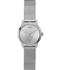 reloj guess micro imprint gw0106l1 - plateado