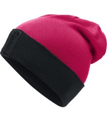 gorro '94 rage dock worker rojo the north face