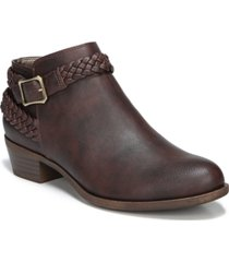 lifestride adriana booties women's shoes