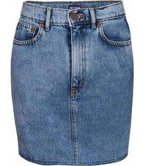 falda 5 bolsillos en jean para mujer 01294