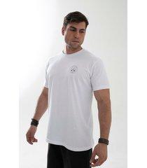 camiseta fide stay salt branca
