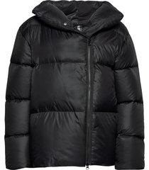 janessa puffer jacket fodrad jacka svart filippa k soft sport