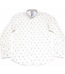 camisa blanca prototype paperboy