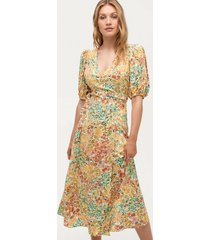 omlottklänning dita wrap dress