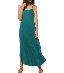 women's o'neill koko maxi dress