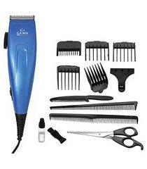 máquina de cortar cabelo gama italy clipper magnético gm562 127v