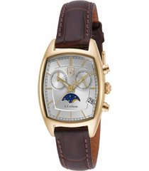 reloj marrón s.coifman