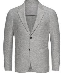 bs barbaresco tailored blazer kavaj grå bruun & stengade