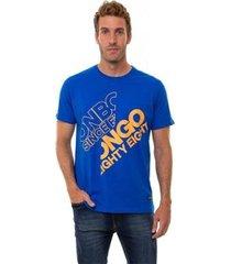 camiseta onbongo official baser masculina - masculino