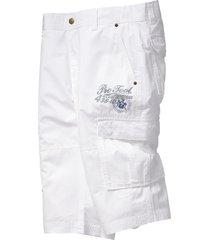 bermuda lunghi regular fit (bianco) - bpc bonprix collection