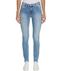 jeans ckj 021 mid rise slim celeste calvin klein