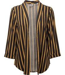 striped blazer blazer kavaj gul saint tropez
