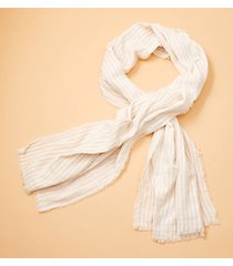 lou & grey striped scarf