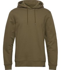 hugo hoodie 11414 hoodie trui groen samsøe samsøe