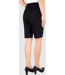 mjuka shorts med midjeresår dress in svart