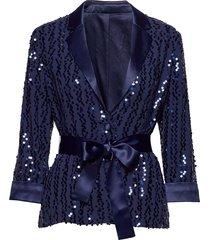 2nd duvall blazer colbert blauw 2ndday
