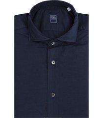 navy blue man sean panamino shirt