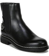franco sarto seri booties women's shoes