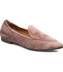 shoes 11512 loafers låga skor rosa billi bi