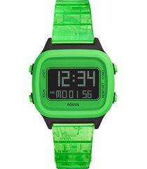 reloj fossil hombre fs5677