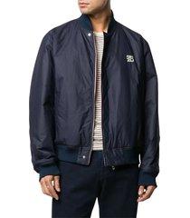 kenzo reversible jacket - blue,