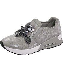 sneakers liva loop ljusgrå