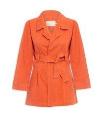 kimono sarja amarração - laranja