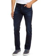men's citizens of humanity core slim straight leg jeans, size 34 - blue