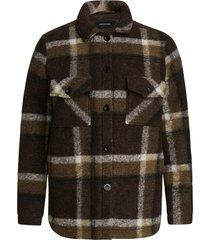 kelly wool shirt jacket