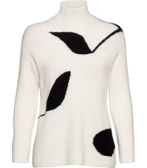 holly melody pullover turtleneck coltrui wit bruuns bazaar