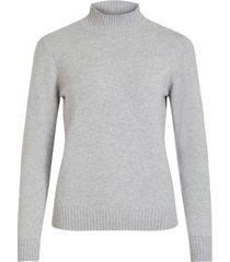 tröja viril turtleneck l/s knit top