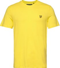 crew neck t-shirt t-shirts short-sleeved gul lyle & scott