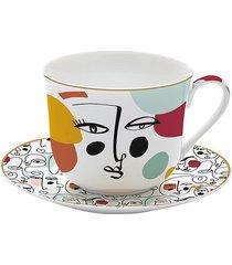 filiżanka porcelanowa moderno 400 ml