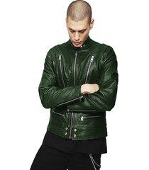 chaqueta l koji jacket 5hz verde diesel