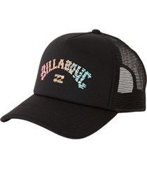 men's layoff trucker hat