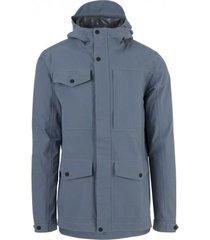 agu regenjas men urban outdoor pocket 2.5l dusty blue-s