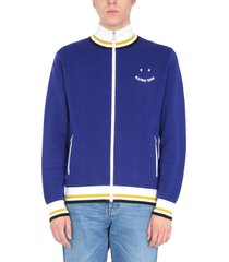ps by paul smith happy sweater
