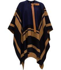 chloé blanket cape