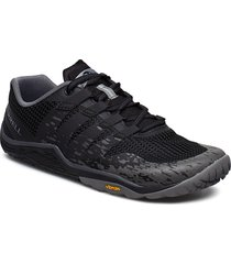 trail glove 5 black shoes sport shoes running shoes svart merrell
