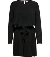 klänning jdyamanda l/s belt dress